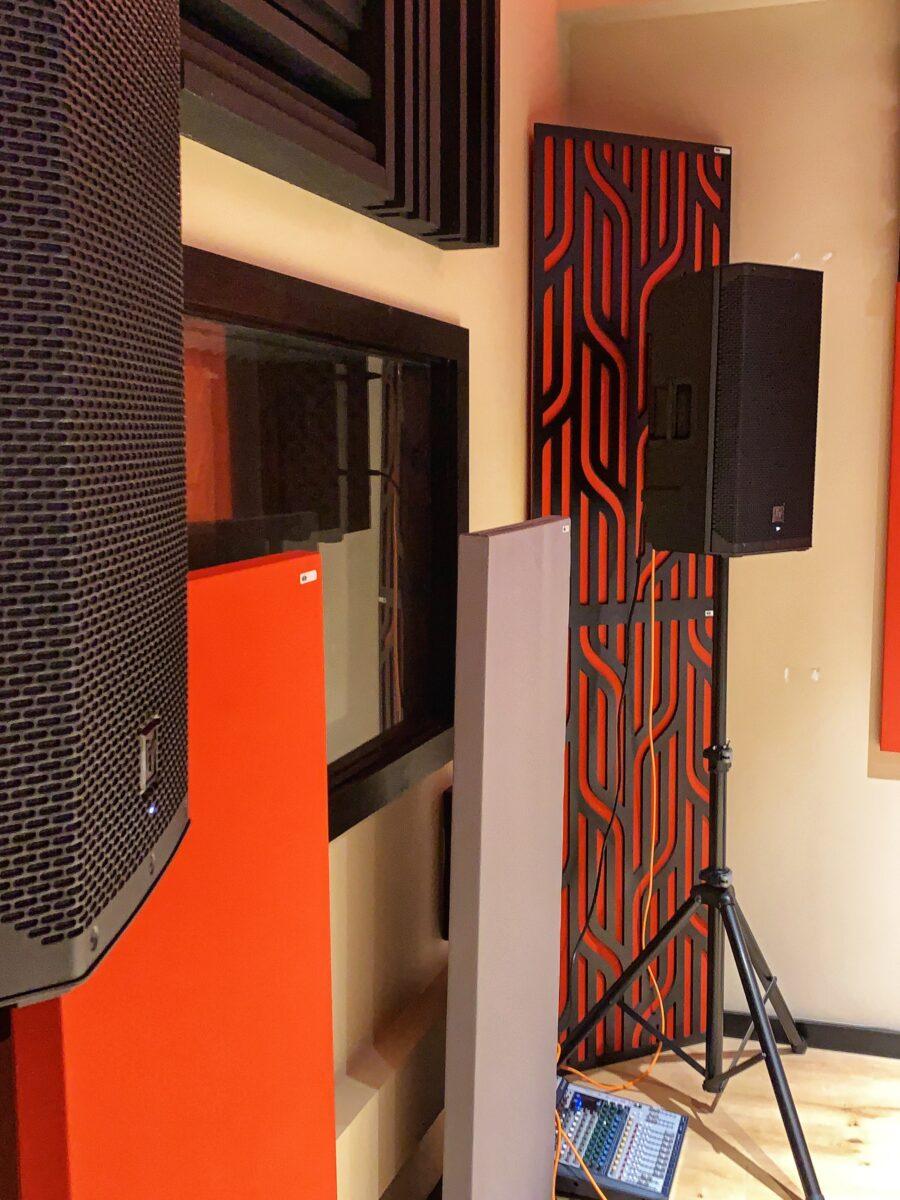 music studios watford