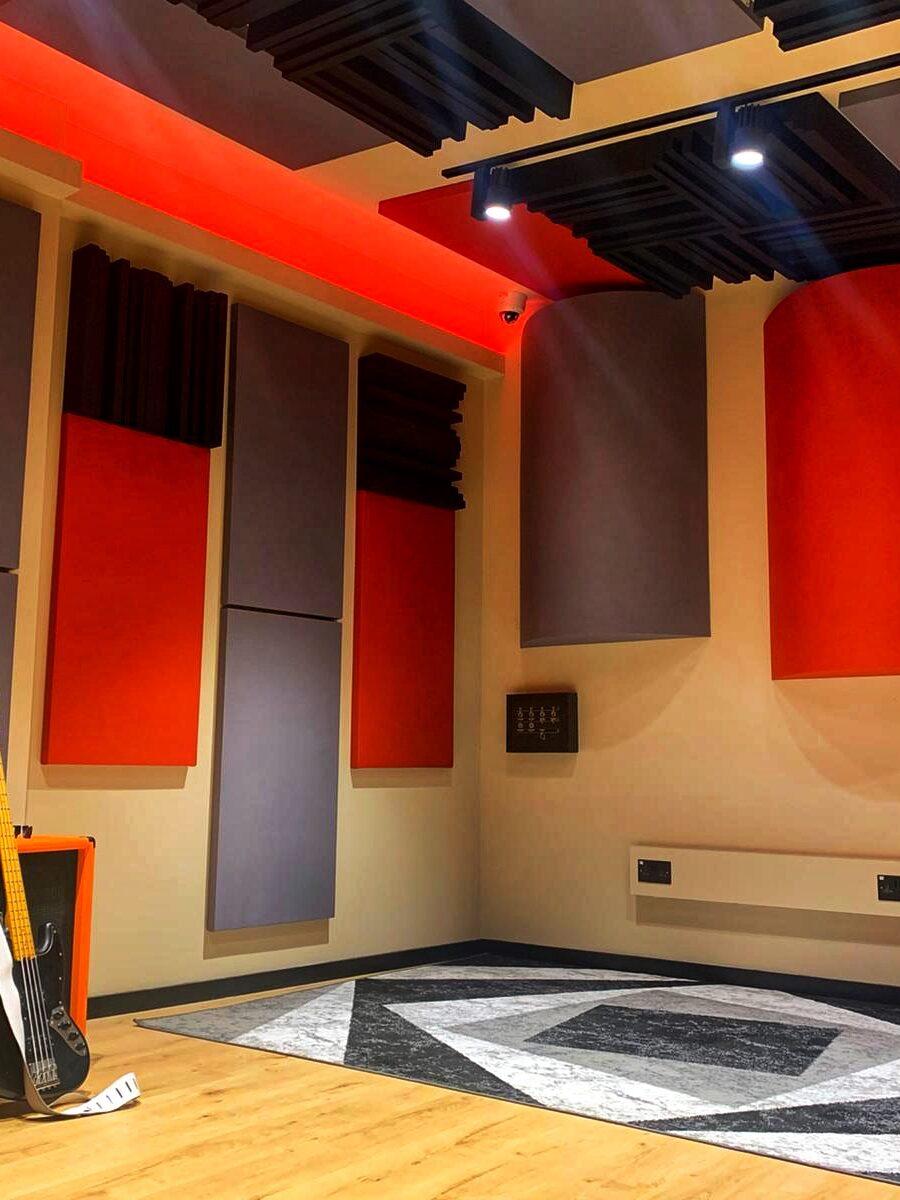 recording studios hertfordshire
