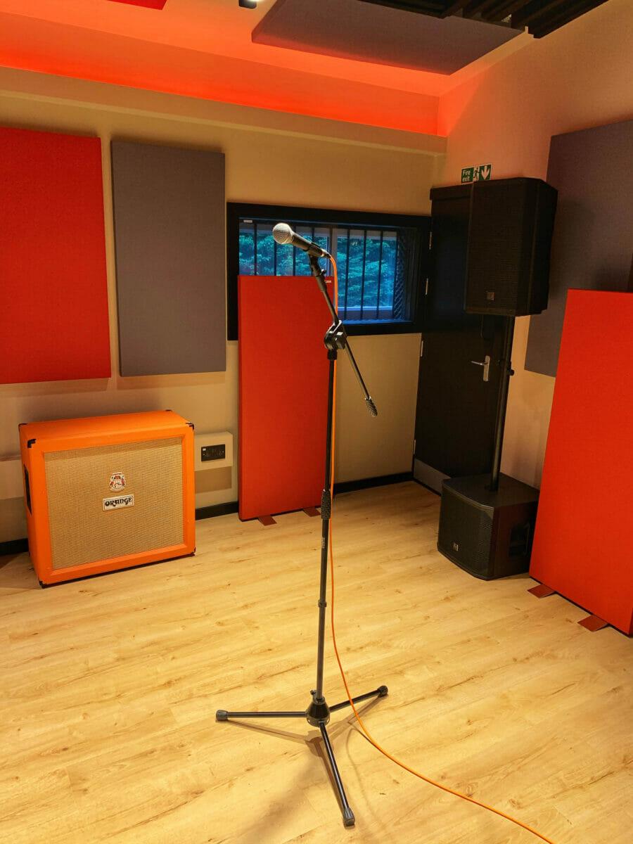 recording studio watford